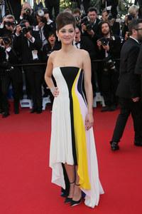 Marion Cotillard au festival de Cannes 2013.