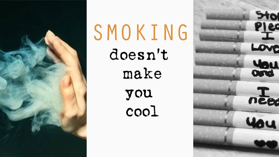 12 Weird & Wonderful Ways To Help You Stop Smoking
