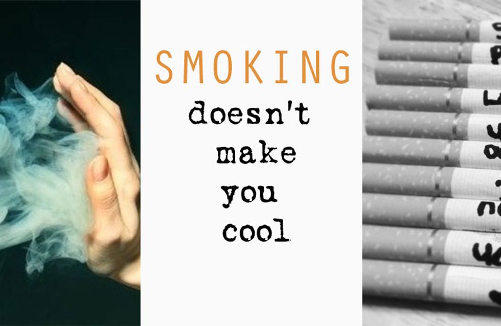 12 Weird & Wonderful Ways To Help You Stop Smoking