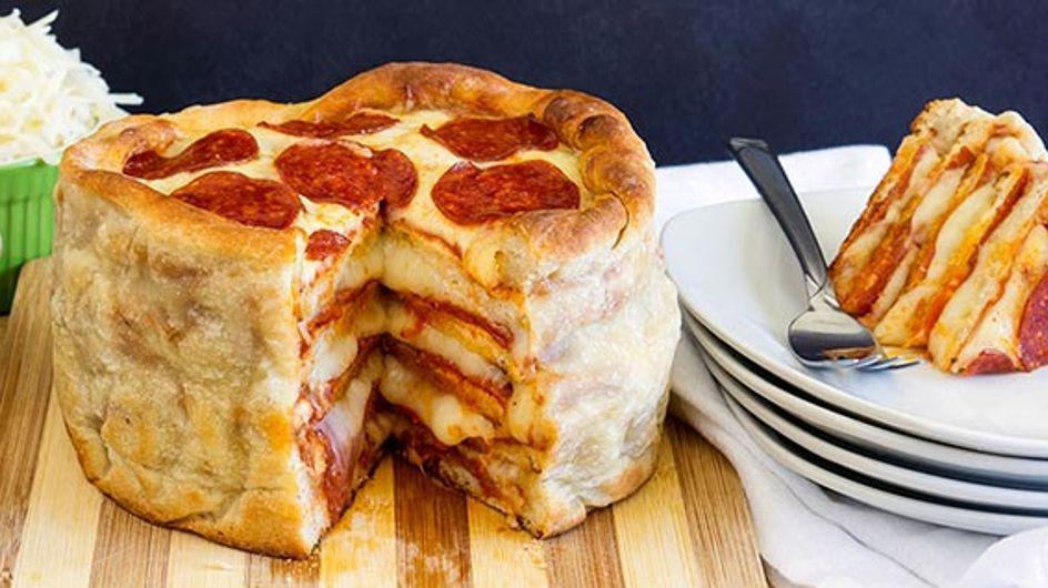 Un invento culinario para indecisas: la 'pizzatarta'