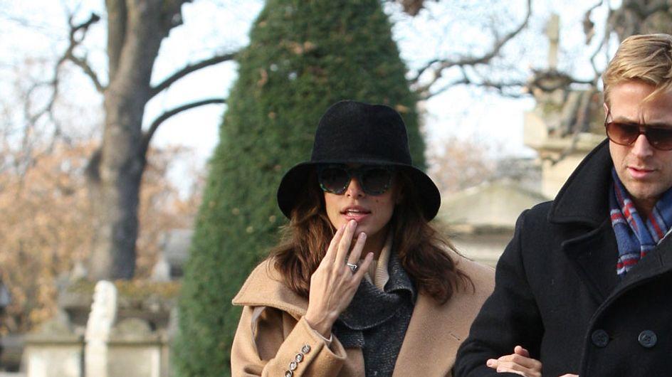 Se filtra el nombre de la hija de Ryan Gosling y Eva Mendes