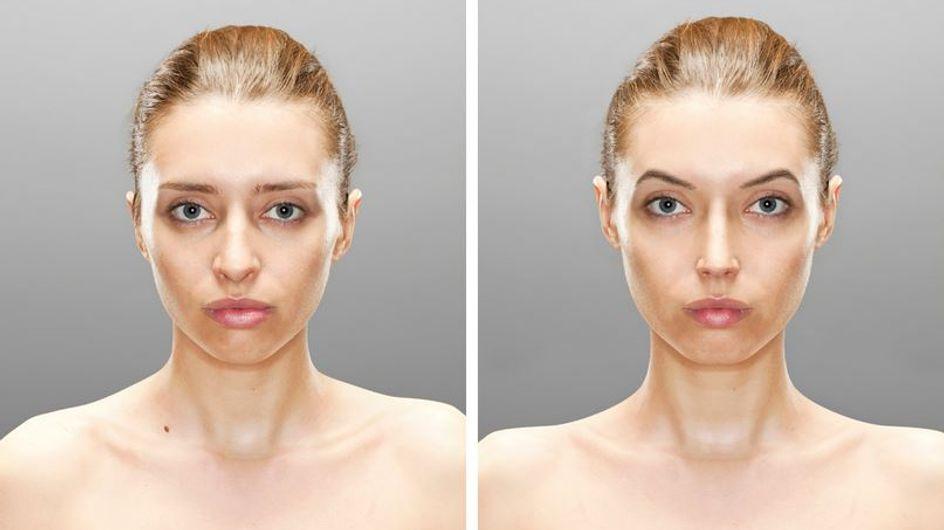 Seriez-vous plus beau si vous aviez un visage parfait ?