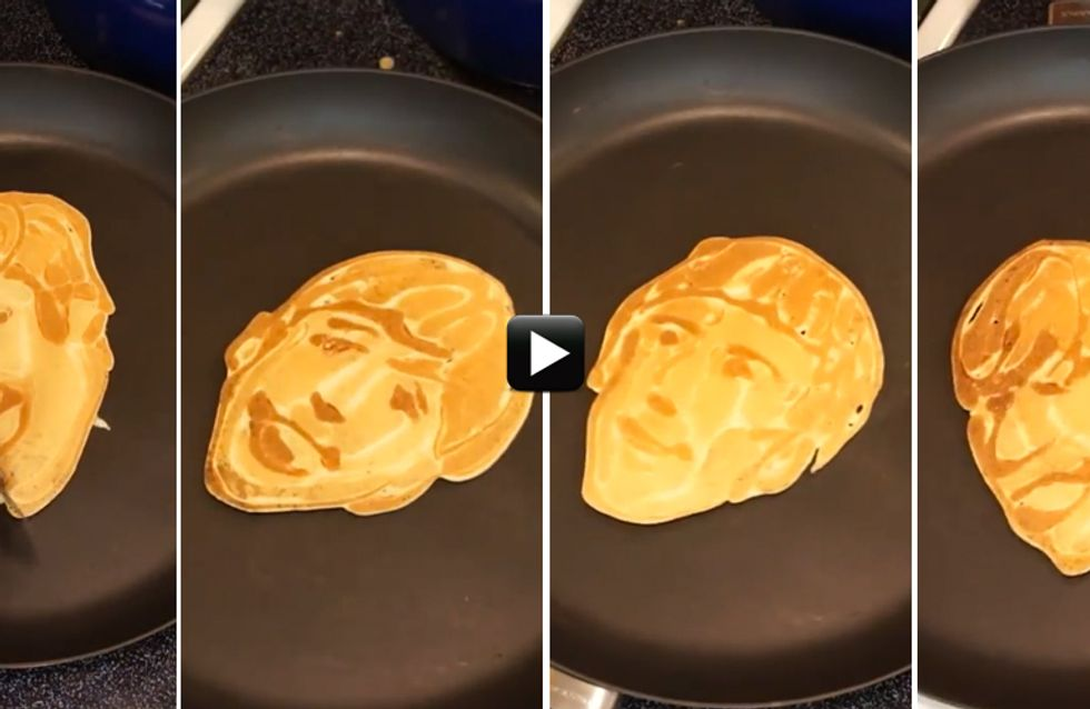 Video/ Voglia di pancakes? Prova quelli a forma di Beatles! Da Ringo Starr a John Lennon, i ritratti più strani della band
