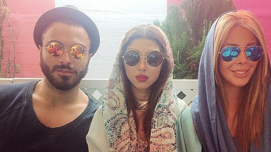 """""""Rich Kids of Teheran"""" ou quand la jeunesse iranienne dorée agace la Toile (Photos)"""