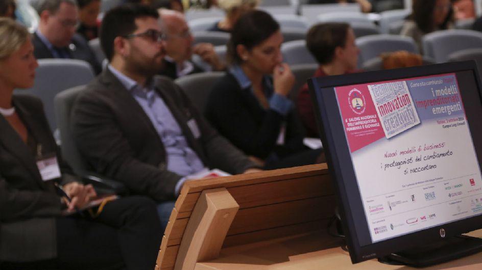 """Concluso il 6° Salone Nazionale dell'Imprenditoria Femminile e Giovanile: l'Italia vuole """"poter fare"""""""