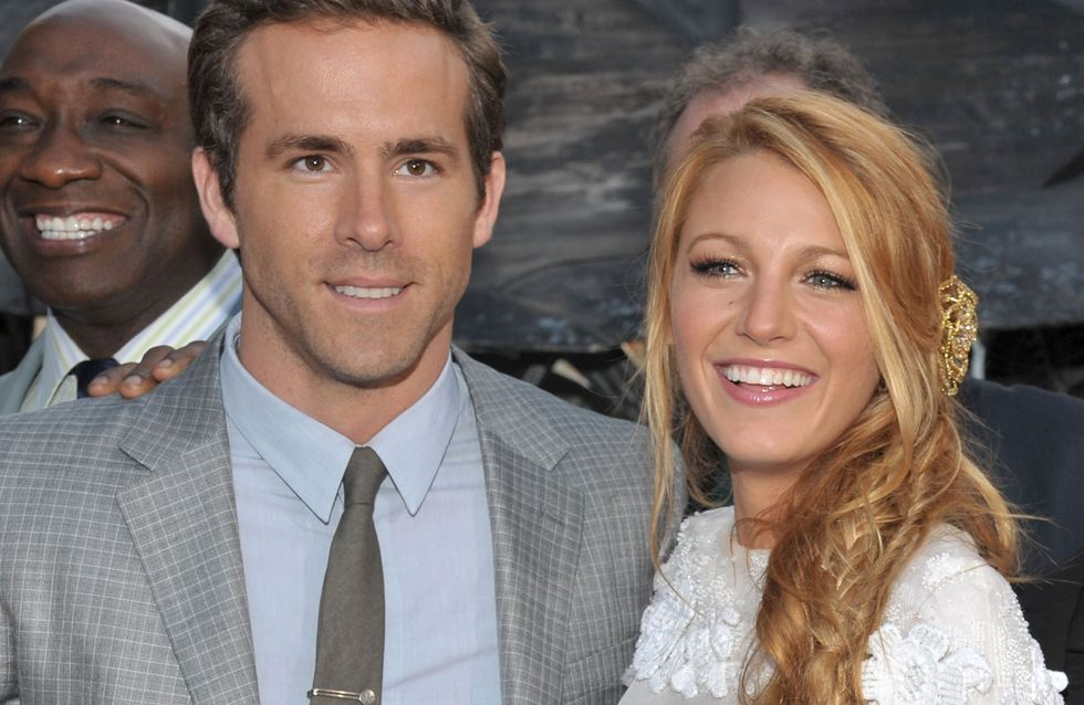 Blake Lively dévoile un peu plus son baby bump (Photos)