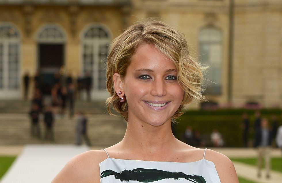 Jennifer Lawrence stellt Chris Martin ihrer Familie vor