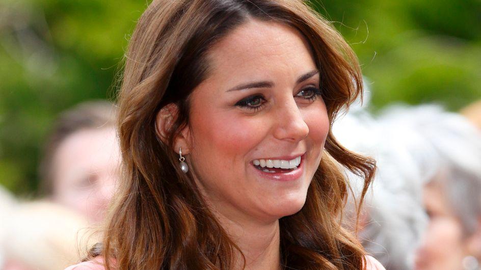 Kate Middleton enceinte de jumelles ?