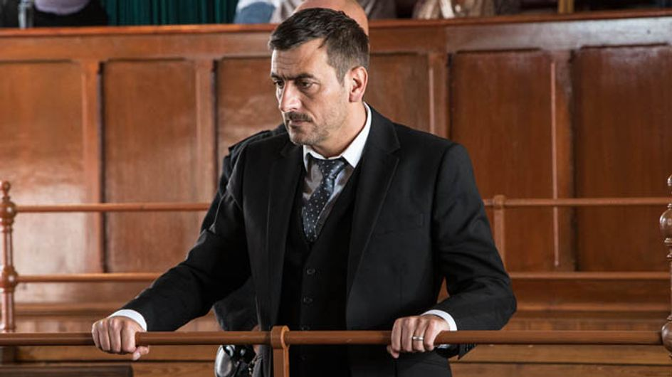 Coronation Street 20/10 – It's judgement day for Peter