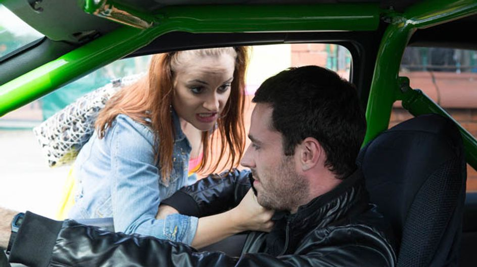 Coronation Street 24/10 – Kylie's double life threatens to be exposed