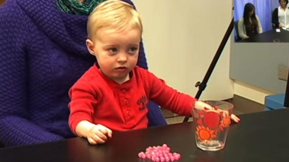 Ein Video zeigt: So reagieren Kleinkinder auf aggressive Erwachsene