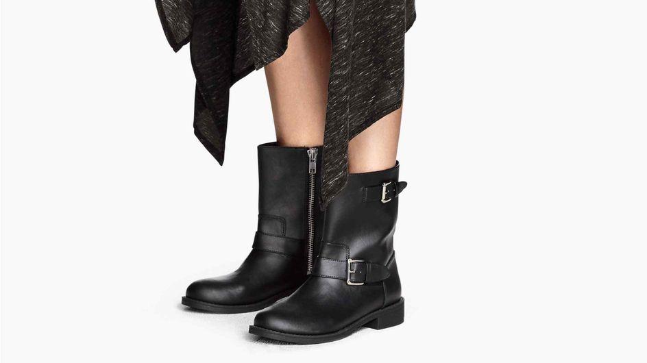 H&M ouvre sa première boutique dédiée aux chaussures