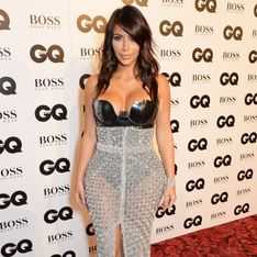 Kim Kardashian passe au carré (Photo)