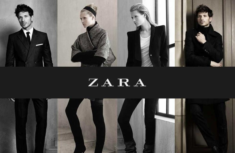 15 trucs qui t'arrivent forcément chez Zara