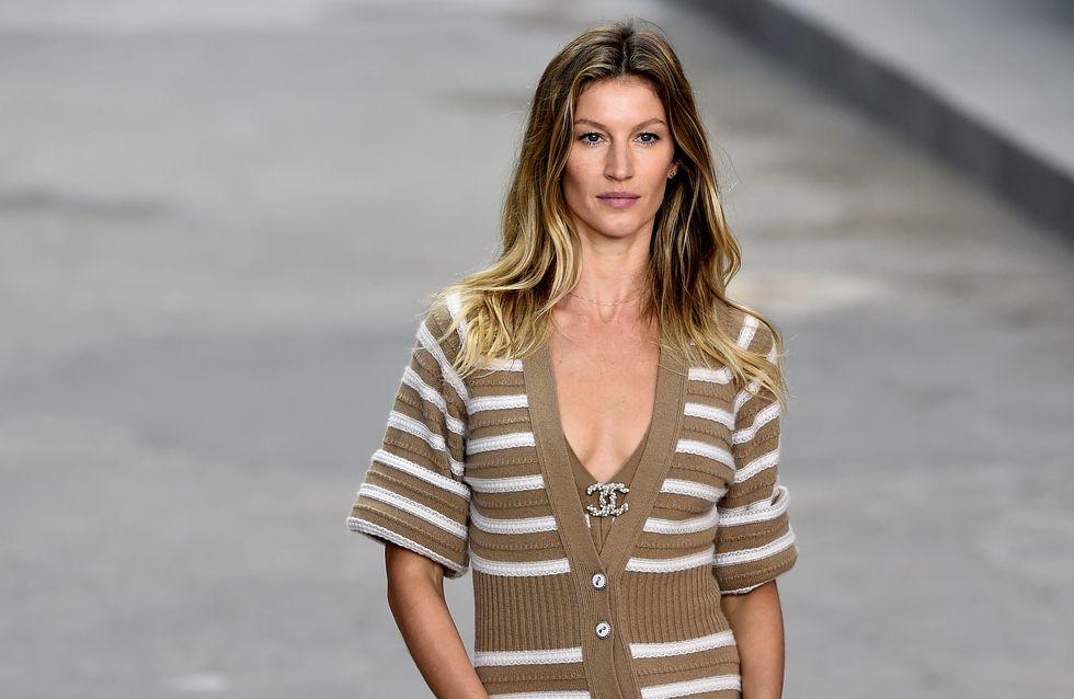 Gisele Bündchen égérie Printemps/Eté 2015 pour Chanel