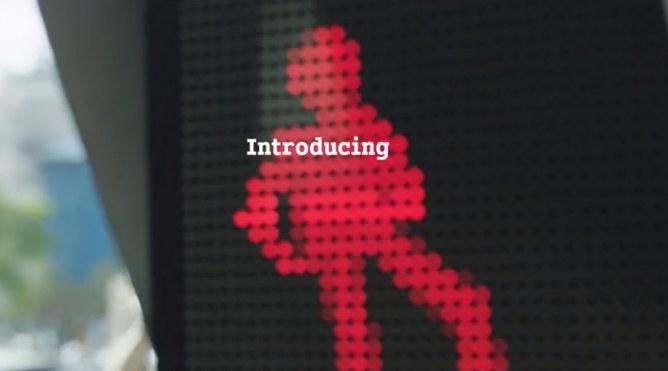 Il semaforo ballerino