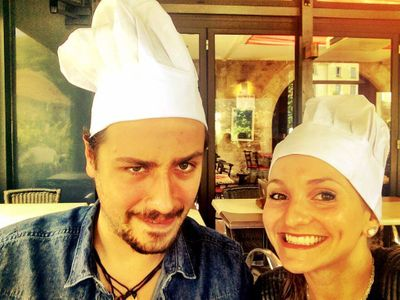 Noémie Honiat et Quentin Bourdy