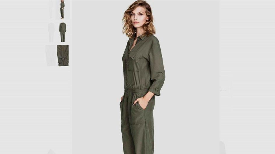 Faut-il être choqué par la combinaison army signée H&M ?