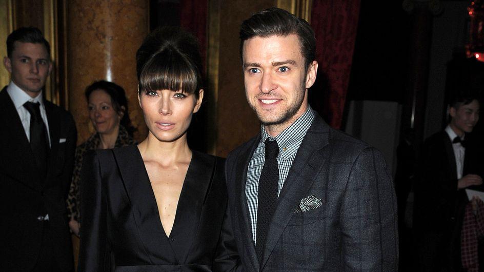 Justin Timberlake et Jessica Biel sont toujours en couple (Photo)