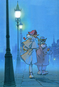 Sherlock Holmes et le Docteur Watson