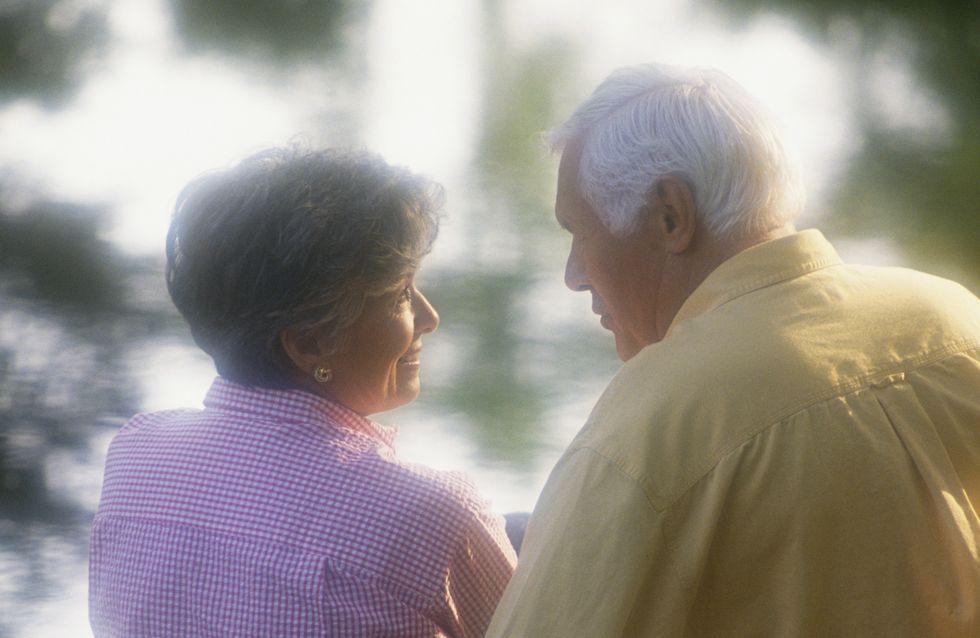 Après 65 ans de mariage, ce couple reste uni dans la mort