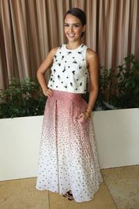 Jessica Alba, le 14 octobre 2014