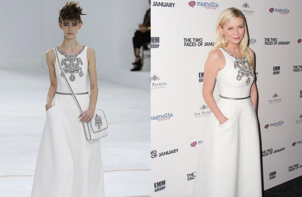 Kirsten Dunst en look Chanel : décryptage sur tapis rouge