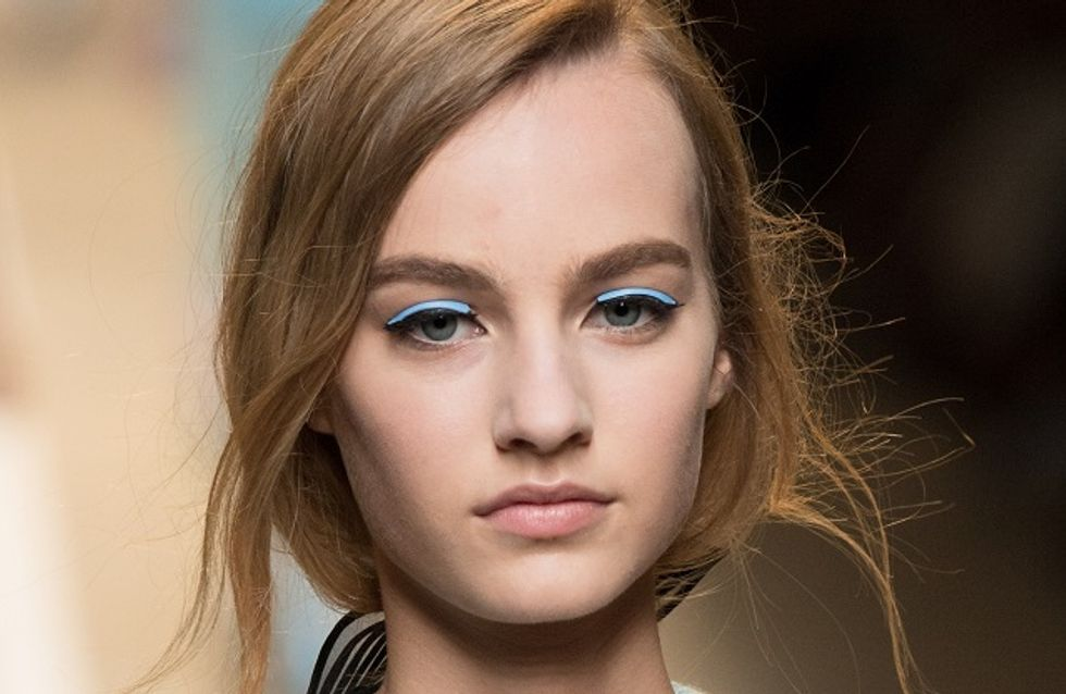 Les 5 tendances make-up de la Fashion Week