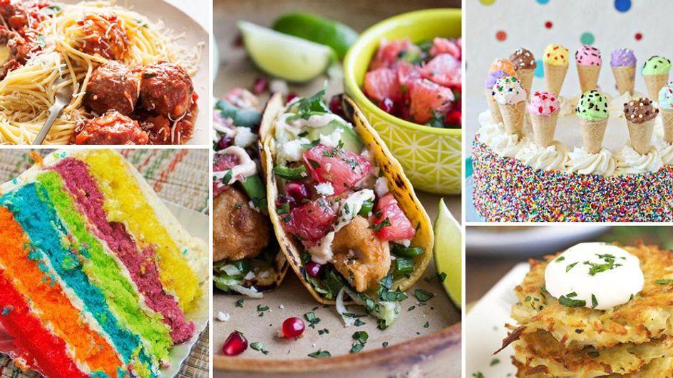#foodporn: Hier versammelt sich alles, was Style und Geschmack hat!