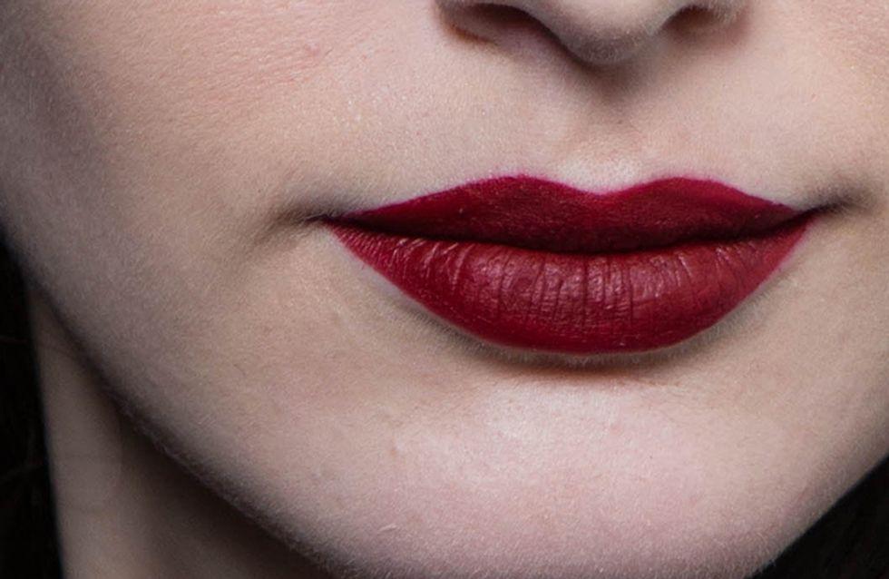 E tu sei da viola, rosso, nude o berry? Scopri i colori dei rossetti per l'inverno!