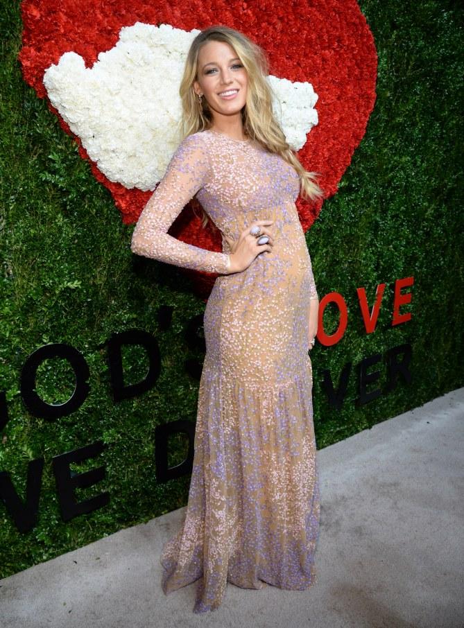 Blake Lively aux God's Love We Deliver Golden Heart Awards