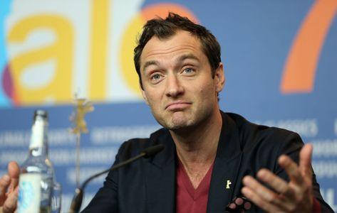 Jude Law, bientôt papa