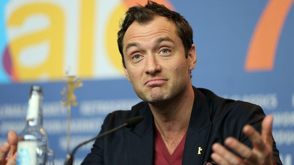 Jude Law, bientôt papa pour la cinquième fois