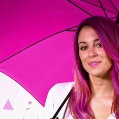 El pelo rosa de Blanca Suárez esconde un motivo solidario