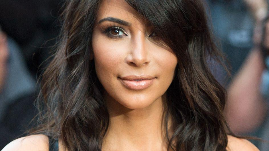 Kim Kardashian : Découvrez-là dans la série 2 Broke Girls (Photo)