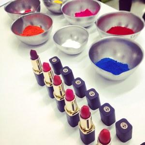 Pigments de rouge à lèvres
