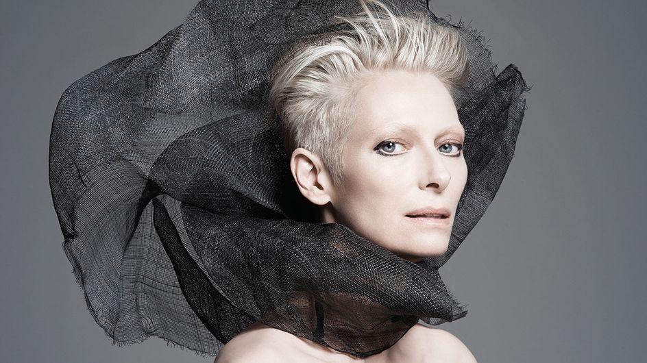 Tilda Swinton rejoint Nars Cosmetics