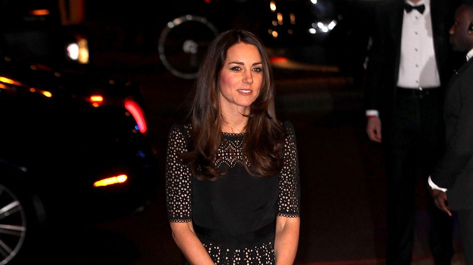 Kate Middleton sort (ENFIN) de l'ombre