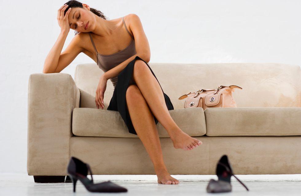 Les femmes encaissent moins bien les ruptures que les hommes