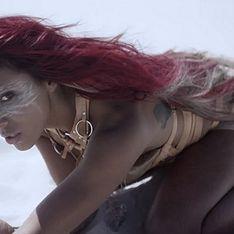 Sensuelle et sauvage, Shy'm se lâche dans son nouveau clip (Vidéo)