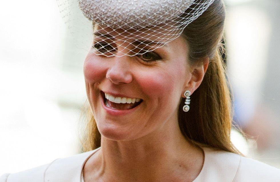 Une fille pour Kate Middleton ?