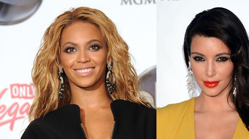 Kanye West veut que les choses s'arrangent entre Kim Kardashian et Beyoncé