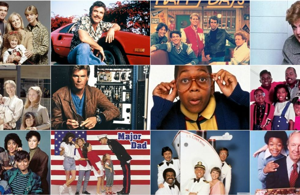Quando il piccolo schermo fa venire nostalgia: i telefilm iconici degli anni '70-'80