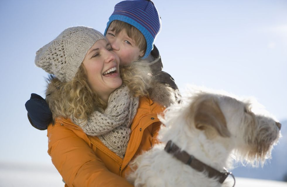 Une mère crée la polémique en disant préférer son chien à son propre fils
