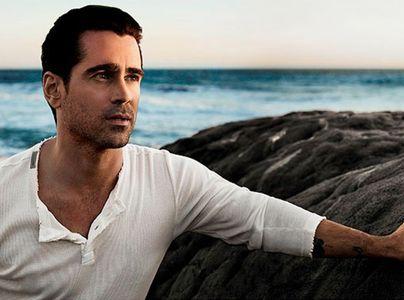 Colin Farrell pour Dolce & Gabbana