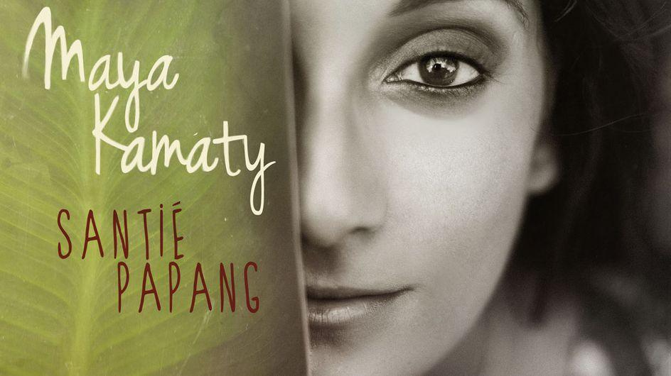 "Maya Kamaty : découvrez son premier clip, ""Ecris-moi"""