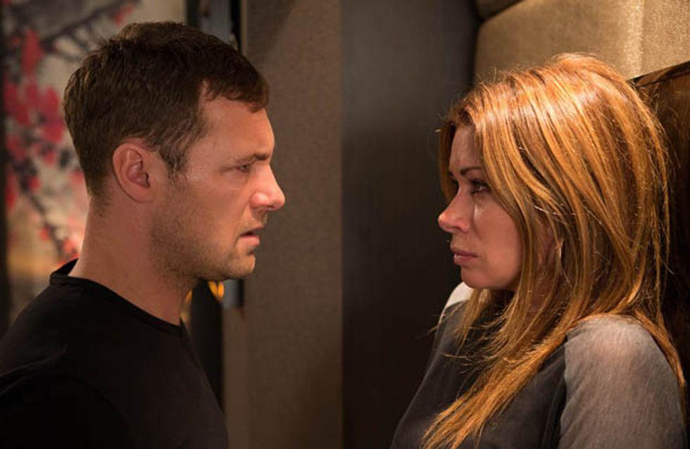 Coronation Street 27/10 – Carla's close to uncovering Rob