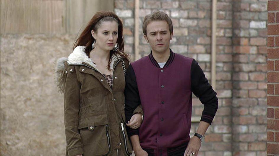 Coronation Street 29/10 – Rob's fate lies in Carla's hands