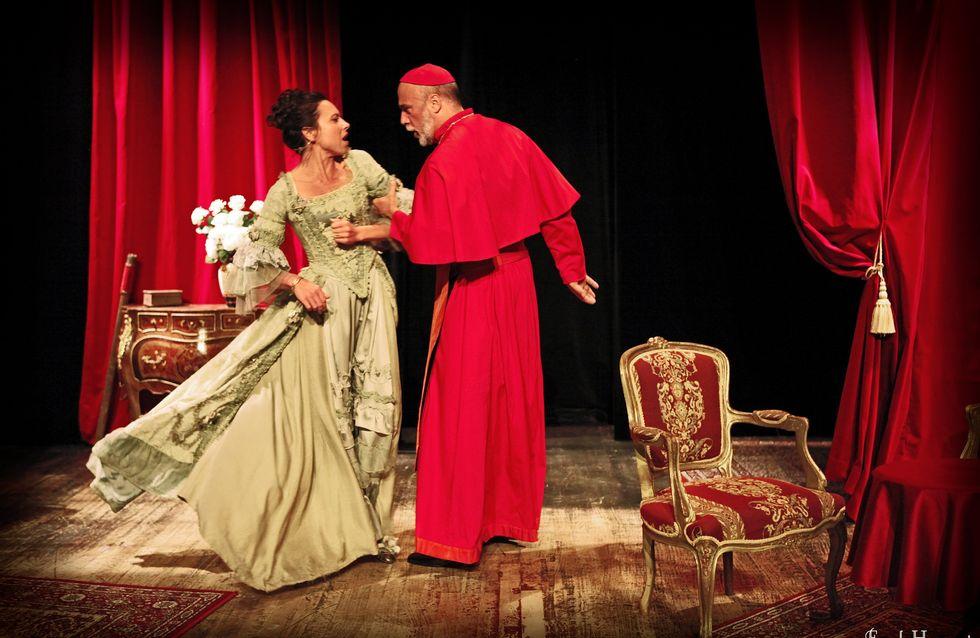 Célimène et le Cardinal, la pièce à voir les yeux fermés !