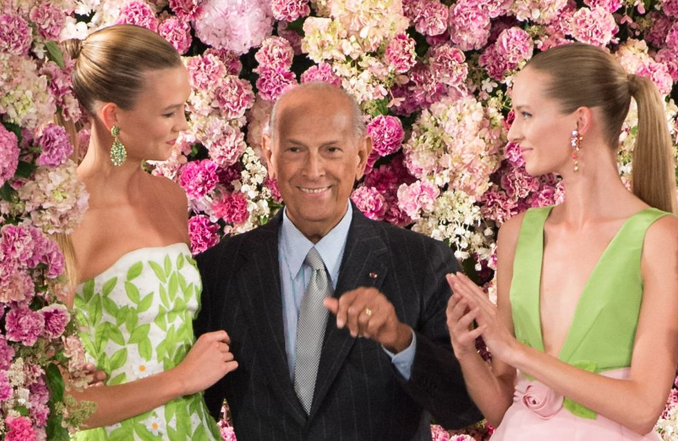 Décès du grand couturier Oscar de la Renta à 82 ans